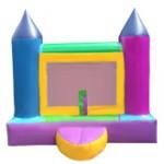 Brinca Brinca Mini Tipo Castillo 3x3